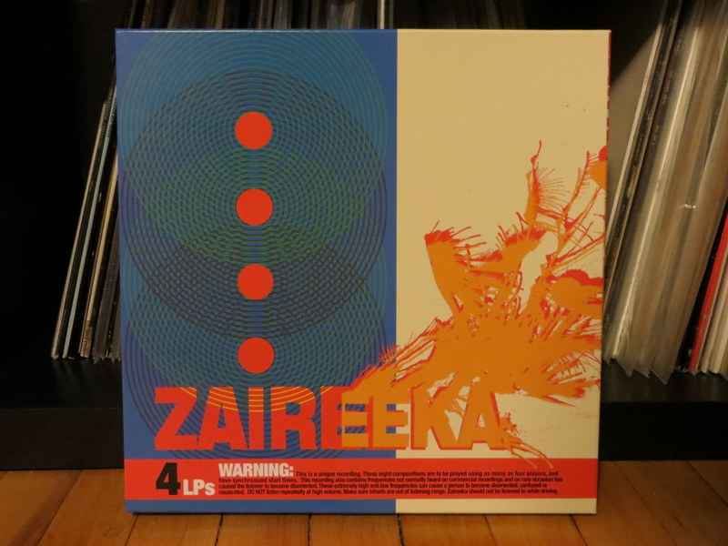 Flaming lips zaireeka vinyl