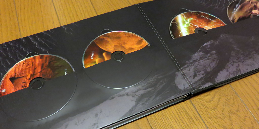 Vinyl Cd Review Soundgarden Superunknown Re Releases