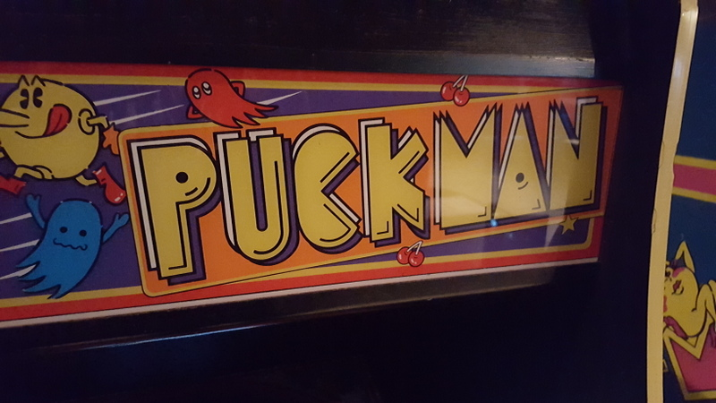 Puck rhymes with you know what. So they changed the name.