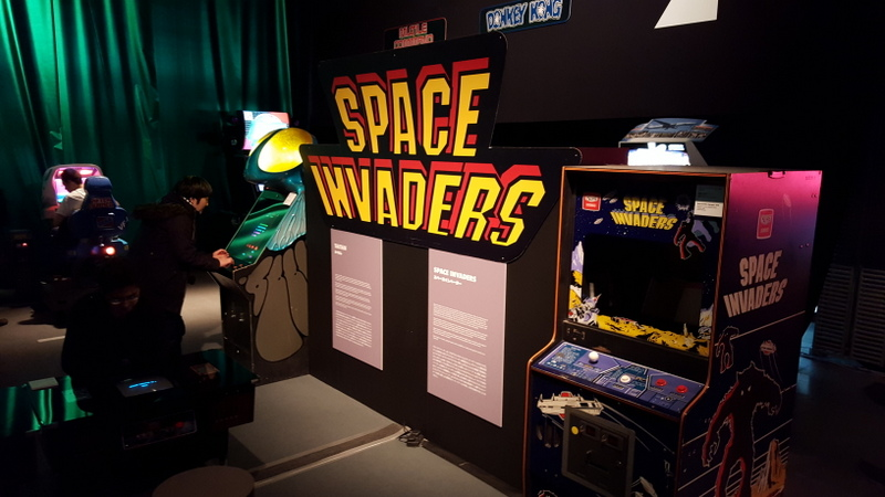 Damn straight you give Space Invaders a full display.